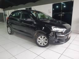 Lindo Ford Ka 1.0 SE 2015 Preto !!!
