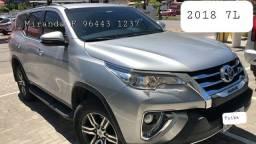 Hilux Sw4 SRV 2018 7L Miranda