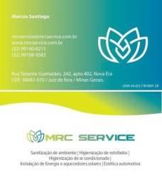Título do anúncio: Limpeza de estofados, carpete, ar-condicionado, automotivo, sanitização de ambientes