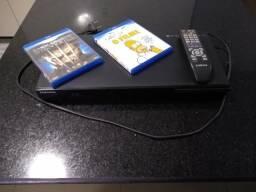 Leitor de Blu-Ray - Samsung.