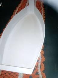 Barca de madeira tratada pra comércios de alimentação ZAP *