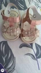 Vestido + sandália