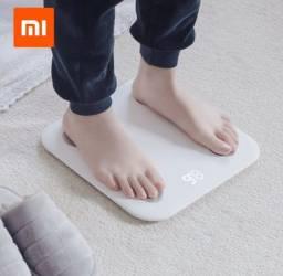 Título do anúncio: Balança corporal digital Xiaomi Mi Smart Scale 2 branca