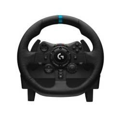 Volante Logitech G923 Trueforce p/ Playstation e PC