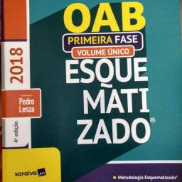 OAB esquematizado saraiva 2018