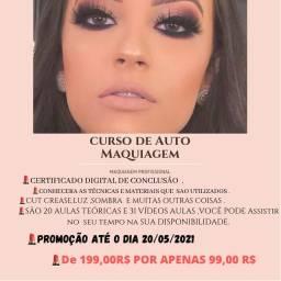 Curso Profissional de Auto Maquiagem