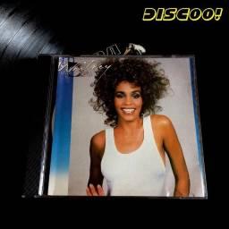 CD Whitney Houston - Whitney 1987