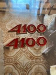 Título do anúncio: Emblema 4100 Opala e Caravan