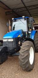 Trator New Holland TS6040 ano 2012