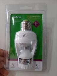 Sensor de presença lâmpada