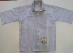 Camisa infantil menino