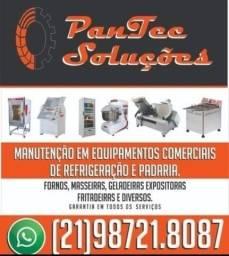 Manutenção em equipamentos de Padaria, Pastelaria, Restaurantes e comércio