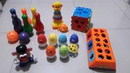 Otimos Brinquedos super conservados e completos