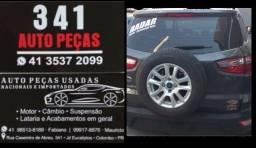 Ecosport 2020 1.5 3cc automática sucata para comercialização de peças