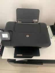 Impressora Hp Deskjet 3516 - Wi-Fi e Scanher