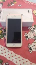 Iphone 8 Plus 64gb Branco com NF
