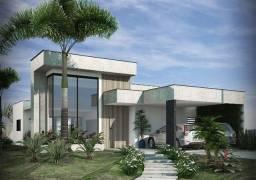 Título do anúncio: REF 2660 Casa em construção, condomínio fechado, Imobiliária Paletó