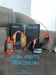 Kit gps astro 430/ coleita T5