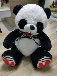 Panda de Pelúcia - Antialérgico