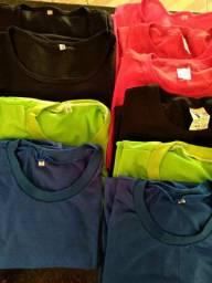Camisetas lisas