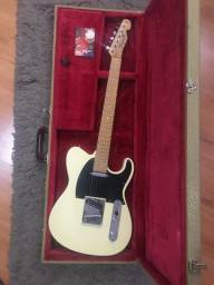 Guitarra Telecaster Tagima T505 Com Upgrade Malagoli e Case!!