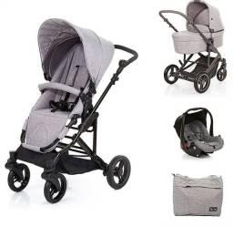 Carrinho de bebê ABC Design COMO 4