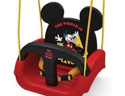 Balanço do Mickey - Vermelho e Preto