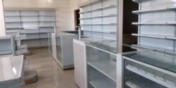 Instalações comerciais, moveis para sua loja