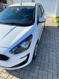Ford KA hatch SE 1.0 - Ano 2020 com 7.000 km