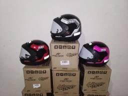 Título do anúncio: capacetes Pro Tork modelo San Marino, novos e lacrados a partir de 100 Reais