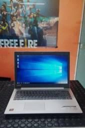 Notebook Lenovo AMD12 - equivalente a i7 7° geração