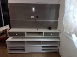 Conjunto painel com gravetas e armário