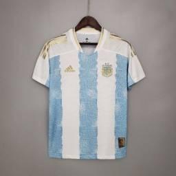 Título do anúncio: Camisa Argentina Commemorative 2021/22