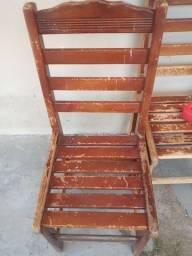 Título do anúncio: Cadeira de cambara