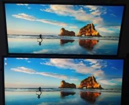 2 Monitores LG Led 29 Ultrawide, IPS, HDMI, FreeSync - 29WK500