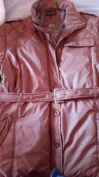 Casaco de nylon