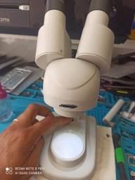 Microscópio binocular Aomekie
