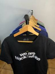 Camisas Osklen Originais Seminovas (R$47 cada)
