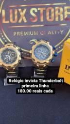 Relógio INVICTA só qualidade entregamos