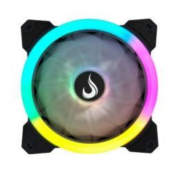 Cooler fan RGB galaxy 12v