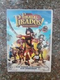 Título do anúncio: DVD Piratas Pirados