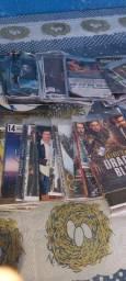 Título do anúncio: Vendo coleção de filmes em DVD,  mais de 500 filmes top!!!