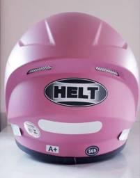 Capacete feminino Helt