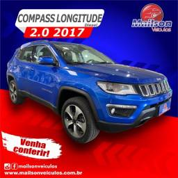 Jeep Compass Longitude 4x4 Diesel 2017. Extra