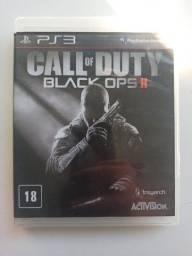 Jogo Call of Duty Black Ops II - PS3 - Mídia Física