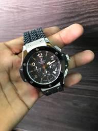 relógio hublot com entrega grátis e garantia de 1 ano