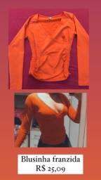 Blusas/camisas de manga comprida