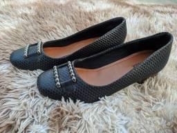 Sapato Usaflex Preto