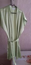 Robe  de cetim