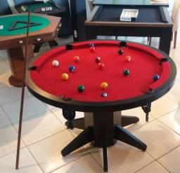 Mesa de bilhar redonda!!